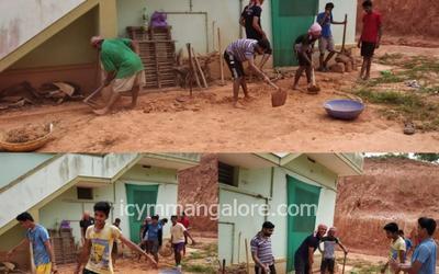 ICYM Shamboor Unit organizes Shramadhan programme