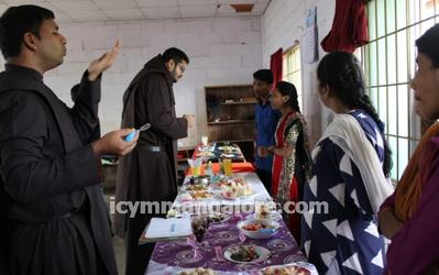 ICYM Vijayadka unit organizes 'Cooking Without Fire' competition