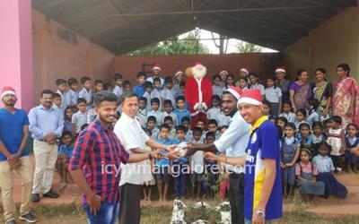 ICYM Kadaba Unit celebrates Souharda Christmas