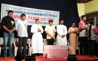 ICYM Bela Unit celebrates Annual Feast of Our Lady of Dolours Church Bela