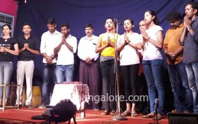 ICYM St. Paul Eastern Deanery Puttur in collaboration with ICYM Bannur Unit holds Tulu Drama 'Paniyare Avandina'