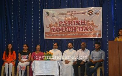 ICYM YCS Urwa unit organizes Youth Day