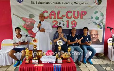ICYM Catholic Action League Bendur holds CAL CUP 2019