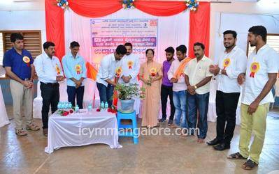 ICYM Nainad unit in collaboration with others organizes Blood Donation and Health Check up Camps