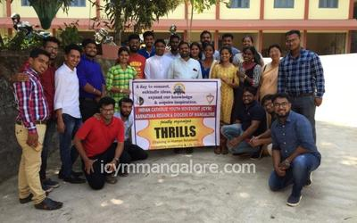ICYM Karnataka Region in collaboration with ICYM Central Council, Mangalore Diocese organises 'THRILLS'