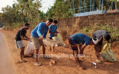 ICYM Shamboor Unit organizes 'Plastic Mukth Abhiyan'