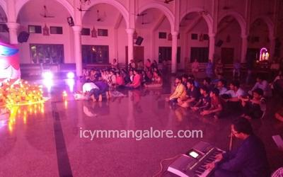 ICYM Fajir Unit holds Taize prayer