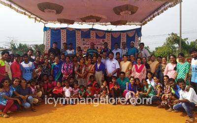 ICYM Kadaba unit organises 'Christmas Khela Pandhyath'