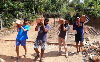 ICYM Madanthyar unit organizes Shramadhan – 2019