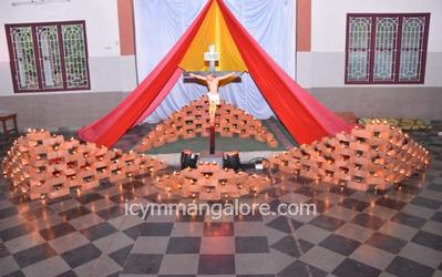 ICYM Ferar Unit organises Taize Prayer