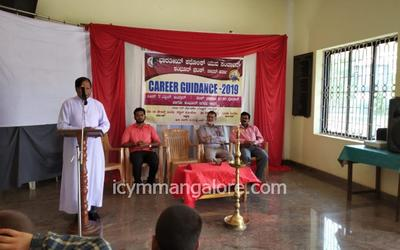ICYM Shamboor Unit organizes Career Guidance programme