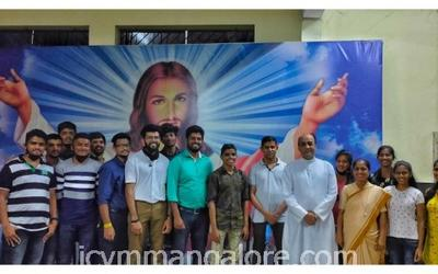 ICYM Permannur unit organises Farewell program for Rev Fr J.B. Saldanha