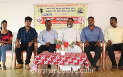 ICYM Mogarnad unit organises Blood donation camp