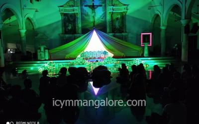 ICYM Fajir unit organises 'Taize' prayer service