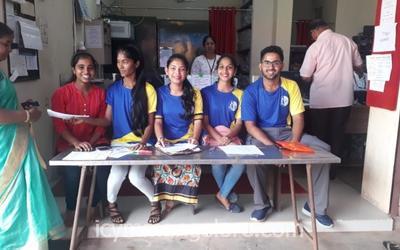 ICYM members render Service as Volunteers at Madanthyar post office
