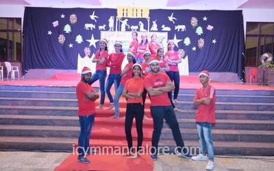 ICYM Madanthyar unit celebrates Christmas
