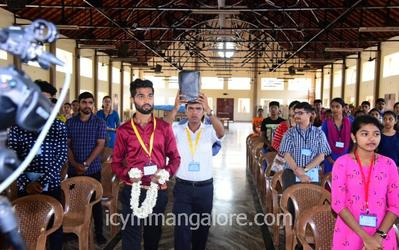ICYM Mangalore Diocese for the Year of Youth organises Youth Bible Convention 2019