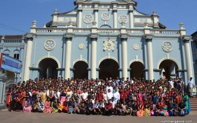 ICYM Central Council Mangalore Diocese organises 'You Meet - 2020'
