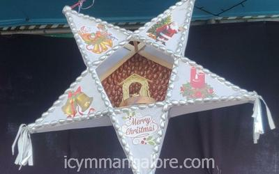 CAL Bendur organises Christmas Star making competition
