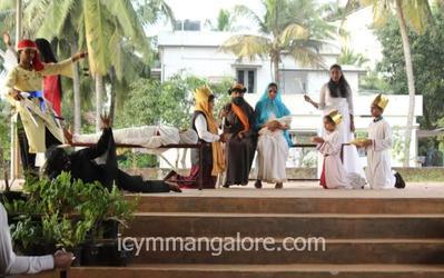 ICYM Mukka unit organises Fancy dress competition