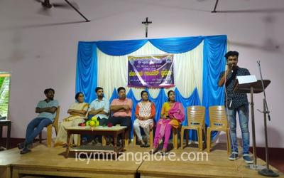 ICYM Ranipura unit holds singing competition for parishioners
