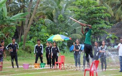 ICYM Thokur Unit holds 'Pavsa Khel 2019'