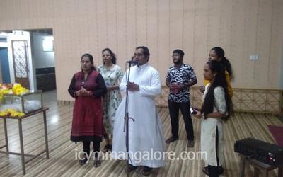 ICYM City Deanery celebrates Monthi Fest