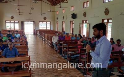 ICYM Vamadapadav unit Organises interward 'Bible Quiz 2019'
