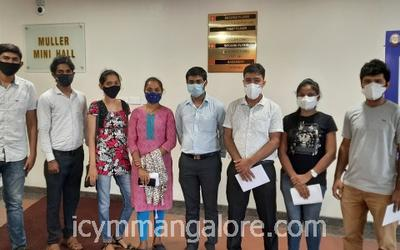 ICYM Mangalore Diocese initiatesCovid-19 Vaccination Drive