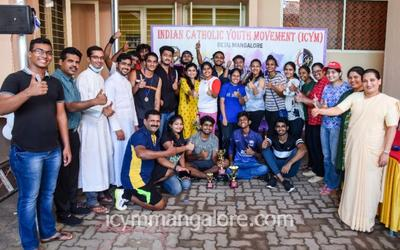 ICYM Bejai unit organises Badminton Tournament
