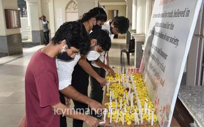 Memorial Mass for Fr. Stan Swamy by Catholic Action League, Bendur