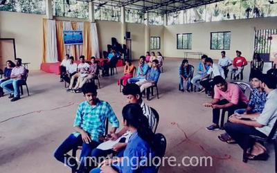 ICYM St. John Paul II Mogarnad deanery in association with Vittal unit organises Bible Quiz Competition