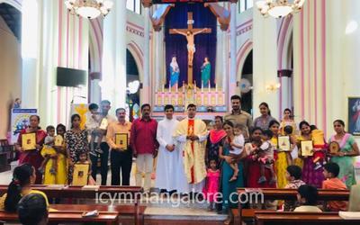 ICYM Hospet unit organized 'Hospetchi Mankuli - Bhurgya Thasvir Spardho- 2019'