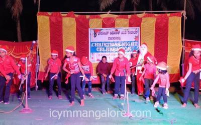 ICYM Vamadapadav unit celebrates Christmas