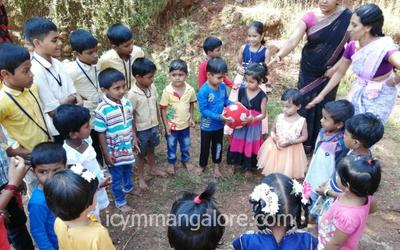 ICYM Sampige unit along with Primary School organized Children's Day Programme
