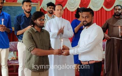 Jaison Pereira Shirthady elected as the President of ICYM Karnataka Region