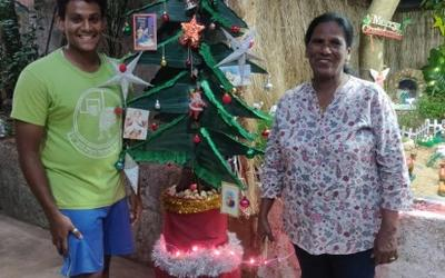 CAL Bendur organises Christmas Tree competition