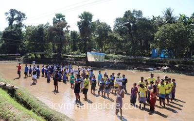 ICYM Moodbidri Deanery along with ICYM Paladka Unit organizes 'Gadyanth Yek Dees'