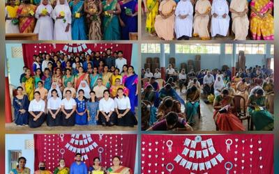 ICYM Mangalore diocese celebrates Teachers' Day