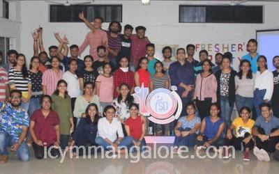 ICYM (Yuva Spandan) Derebail unit organises Fresher's Party and Potluck