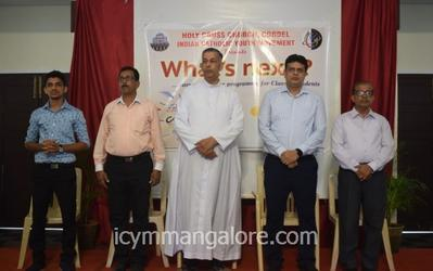 ICYM Cordel Unit organises Career Guidance Programme 'What's Next ?'