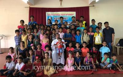 ICYM Kirem unit organises Children's day