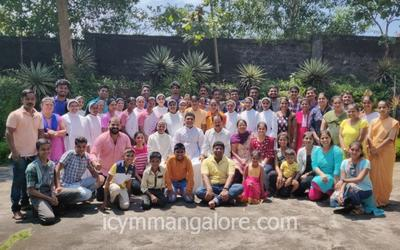 ICYM Pakshikere in colaboration with St. Jude's association holds 'One day in convent'