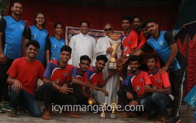 ICYM Mukka unit holds Inter-Parish Diocese level Cricket Tournament
